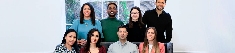 Doctor Richard Clinics team